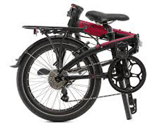 Bicicleta urbana plegable Tern Link D8