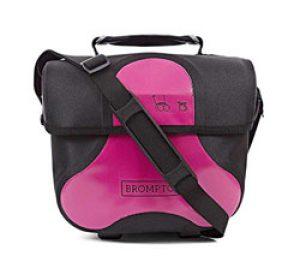 Bolsa Brompton Ortlieb Mini O-Bag color morado