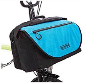 Bolsa Brompton S Bag Laguna azul con marco