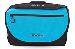 Bolsa Brompton S Bag Laguna azul sin marco