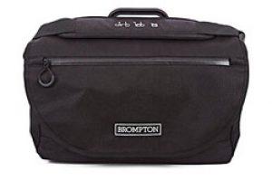 Bolsa Brompton S Bag Laguna negra sin marco