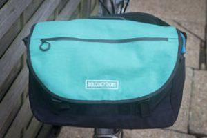 Bolsa Brompton S Bag Laguna verde claro