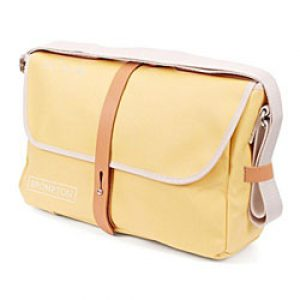 Bolsa Brompton Shoulder Bag amarilla