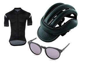 ropa, cascos y gafas