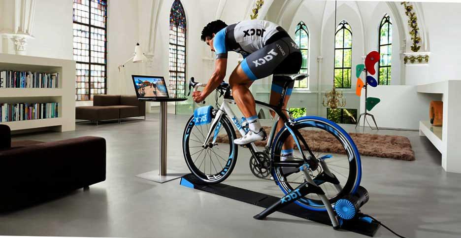 Rodillos para bicicleta