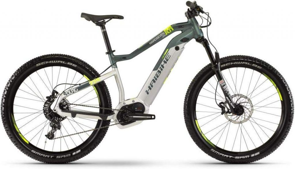 Bicicleta electrica Bosch Haibike xDuro Urban