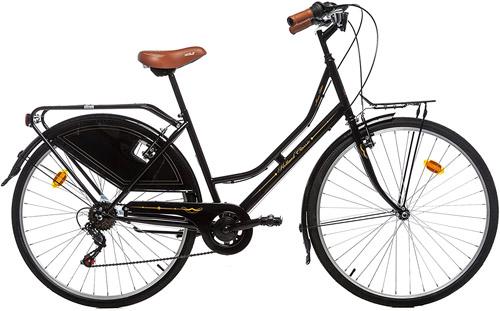 Bicicleta holandesa urbana