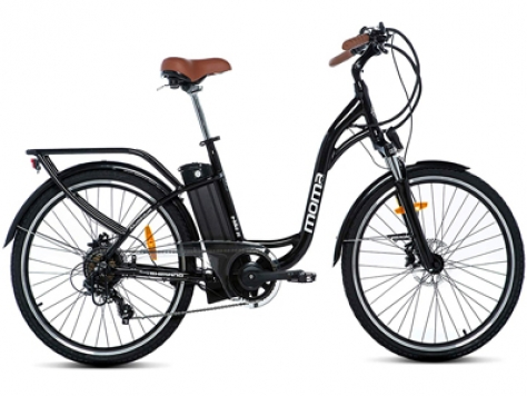 Moma Bikes E-Bike 26